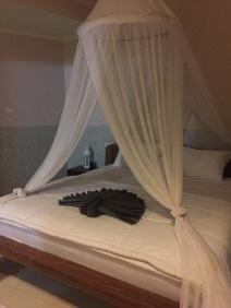 Our room in Villa Ricko