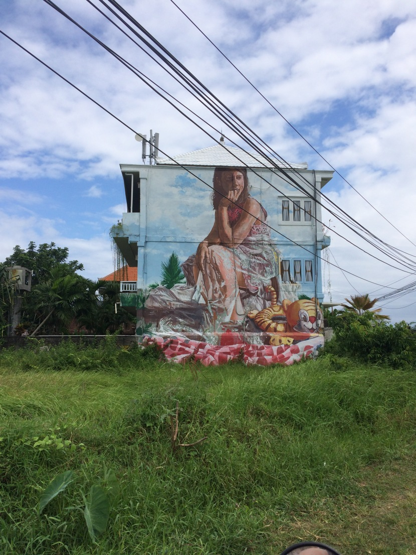 Street art &smoothies